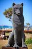 Wolf, Ivan Lovatt - Swell Sculpture Festival 2014, Visit 1; Curumbin, Gold Coast, Queensland, Australia; 17 September 2014. Photos by Des Thureson