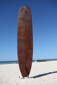 The Rusty Plank, Potts and Jim Blower - Swell Sculpture Festival 2016, Visit 1; Currumbin, Gold Coast, Queensland, Australia; 12 September 2016. Photos by Des Thureson - http://disci.smugmug.com