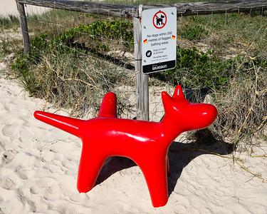 I Was Here, Dion Parker - Swell Sculpture Festival 2016, Visit 1; Currumbin, Gold Coast, Queensland, Australia; 12 September 2016. Photos by Des Thureson - http://disci.smugmug.com