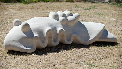 Nidibranch, Adriaan Vanderlugt - Swell Sculpture Festival, Pacific Parade, Currumbin Beach, Gold Coast, Queensland, Australia. Photos by Des Thureson:  http://disci.smugmug.com.