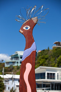 The Gathering, Col Henry - Swell Sculpture Festival, Pacific Parade, Currumbin Beach, Gold Coast, Queensland, Australia. Photos by Des Thureson:  http://disci.smugmug.com.