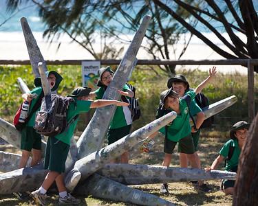 Spin FX, Andrew Cullen - Swell Sculpture Festival, Pacific Parade, Currumbin Beach, Gold Coast, Queensland, Australia. Photos by Des Thureson:  http://disci.smugmug.com.