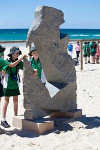 Impressions of Space, Luke Zwolsman - Swell Sculpture Festival, Pacific Parade, Currumbin Beach, Gold Coast, Queensland, Australia. Photos by Des Thureson:  http://disci.smugmug.com.