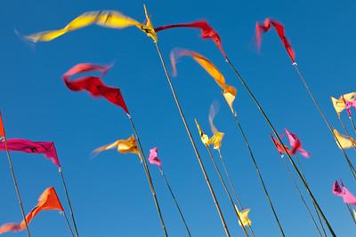 Transient Migration by Anne Leon - Swell Sculpture Festival, Pacific Parade, Currumbin Beach, Gold Coast, Queensland, Australia. Photos by Des Thureson:  http://disci.smugmug.com.