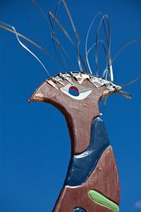 The Gathering, Col Henry - Swell Sculpture Festival, Pacific Parade, Currumbin Beach, Gold Coast, Queensland, Australia. Photos by Des Thureson:  http://disci.smugmug.com.