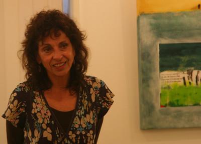 Shireen Strooker opent de expositie Hommage IMG_5615