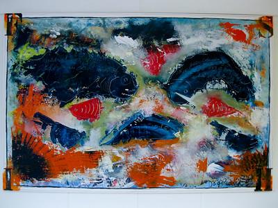 FISH FOR CHIPS 3 120x80 € 1600,00  Kunstuitleen €16,00 per maand