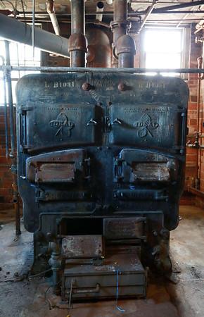 THE 1916 Boiler ...