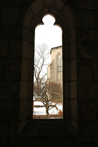 Window at the Trie Cloister