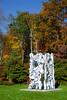Kioske L'evide - Jean Dubuffet