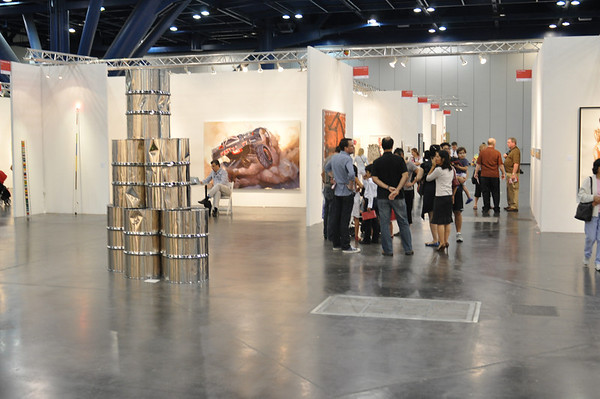 TX Contemporary Art Fair 2011