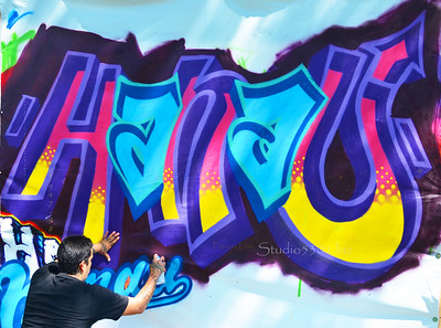 Graffiti Hawaii 654