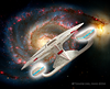 U.S.S. Enterprise NCC1701-D<br /> <br /> ©Tomás del Amo 2014