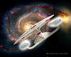 U.S.S. Enterprise NCC1701-D<br /> <br /> ©Tomás del Amo 2014