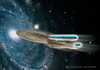 U.S.S. Enterprise 1701-D<br /> <br /> ©Tomás del Amo 2014