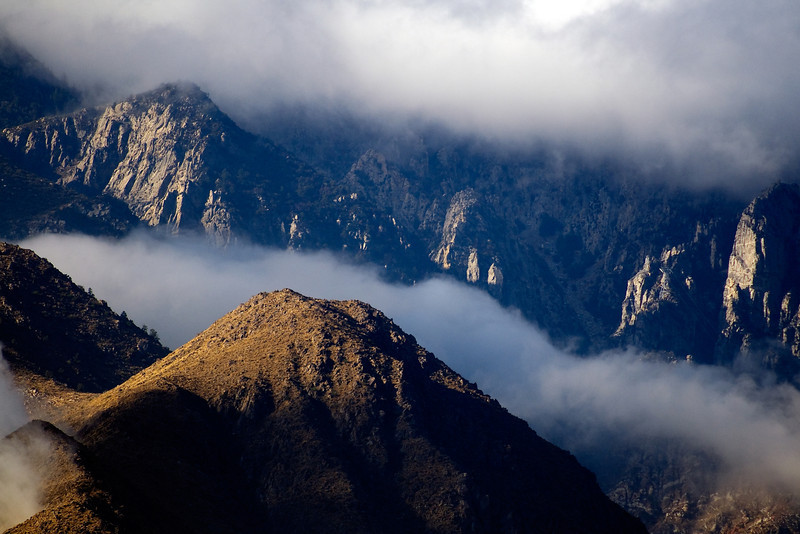 San Jacinto Mountains<br /> Palm Springs, California<br /> USA