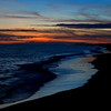 Sunset<br /> Oak Island, North Carolina<br /> USA