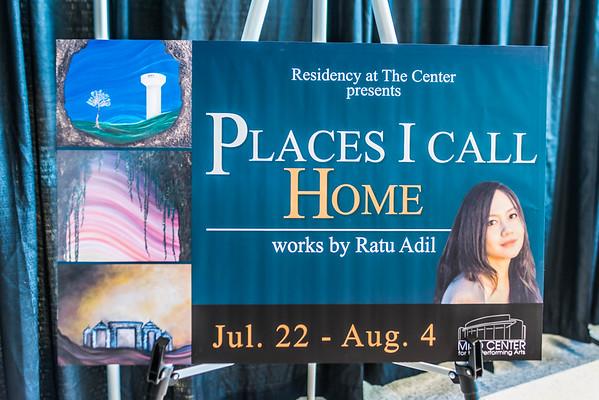 The Center Art Exhibition Presents Ratu Adil