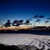 Turks and Caicos at Night.