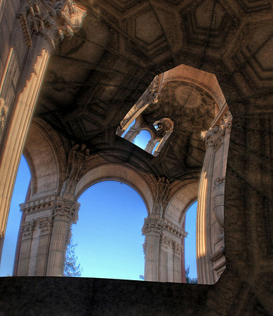 Palace of Fine Arts Droste 1