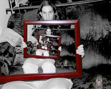 Mark Allee, Droste Effect in a Frame