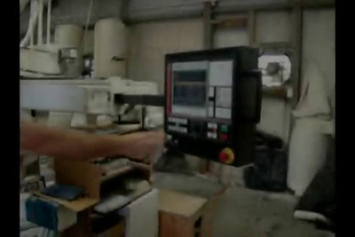 KKL Surfboard Shaping Machine Video