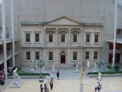 House inside The Met