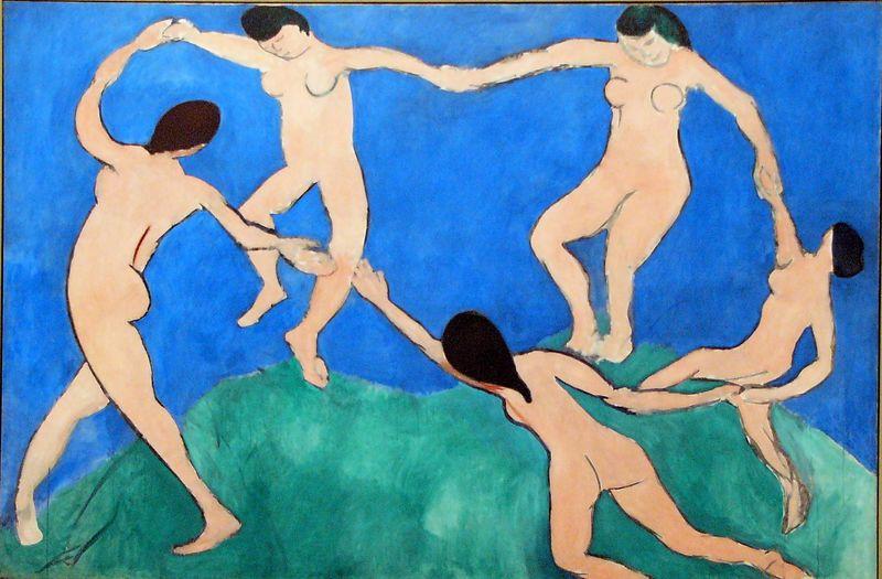 Dance- Henri Matisse
