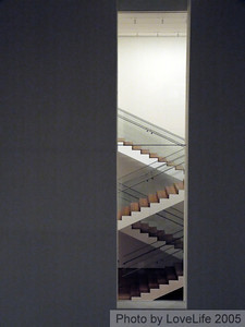 MOMA Stair Window I