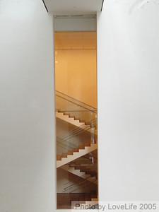 MOMA Stair Window IV