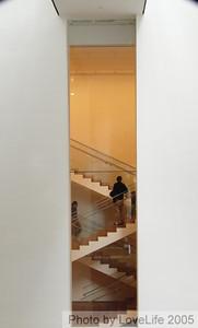 MOMA Stair Window II