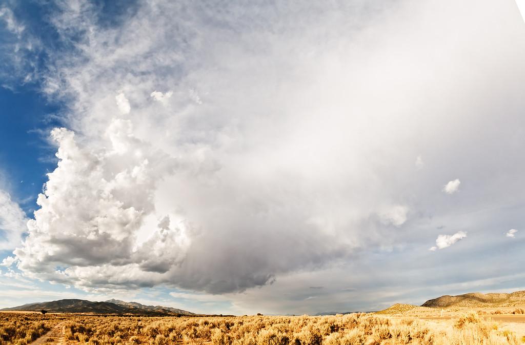 Summer Storm Rush Valley