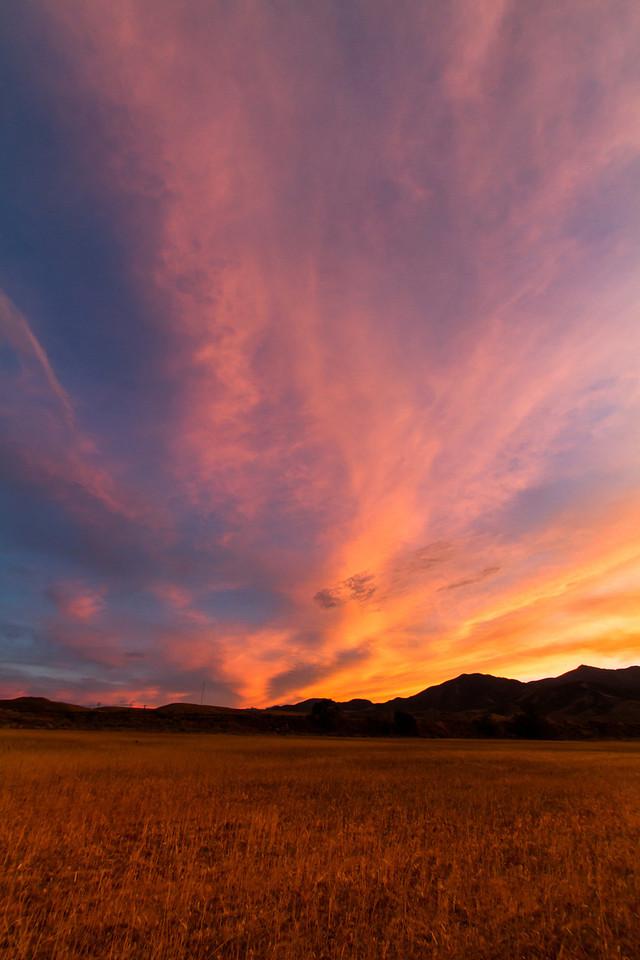 Sunset 7-28-12