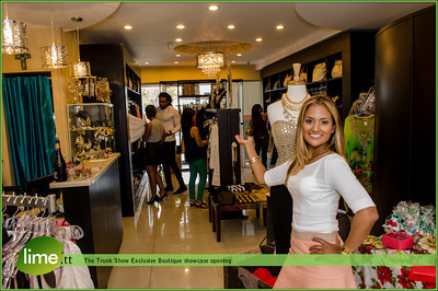 The Trunk Show Exclusive showcase