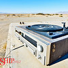 Radio Desolation– Salton Sea, CA<br /> A sad showcase of desert life gone bust.  The Salton Sea, no more music, just a shadow of habitation.