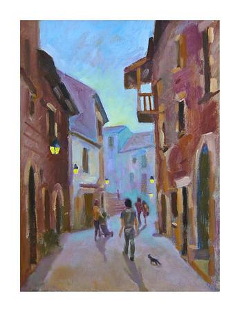 ' Alleyway '