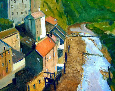 'In From The Sea' Staithes