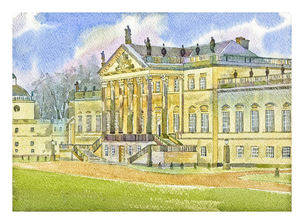 ' Wentworth Woodhouse '