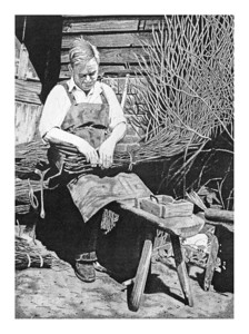 'Broom Maker'