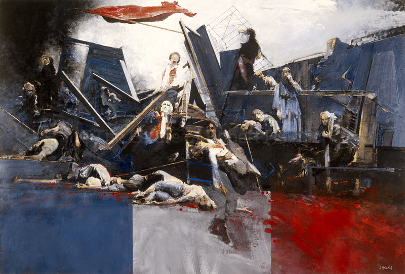 At the Barricade (1986)