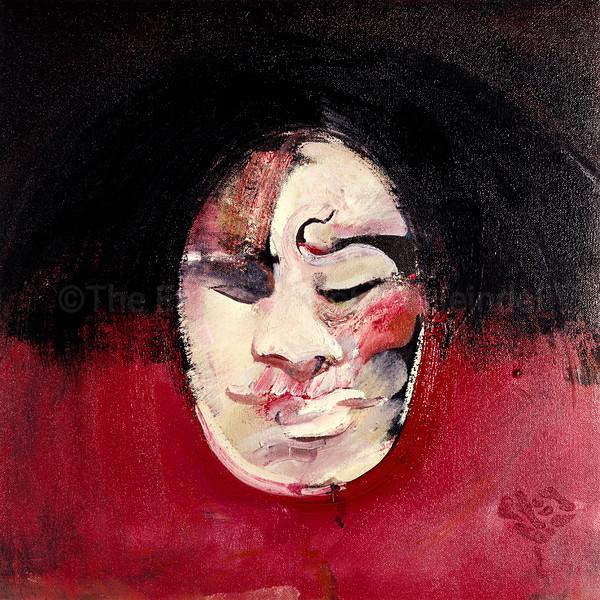 Noh Mask #1