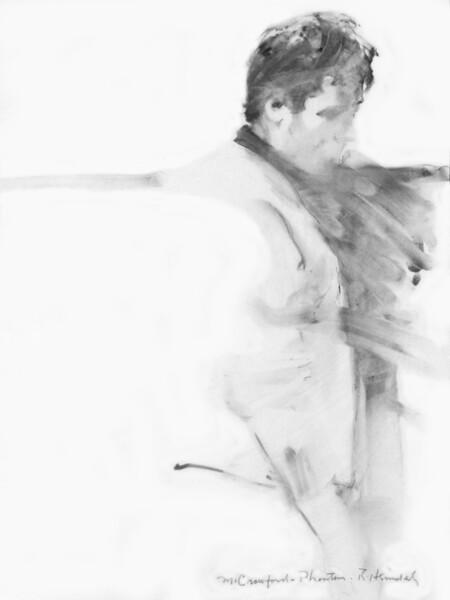Portrait of Michael Crawford (1986)