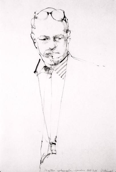 Portrait of Harold Prince (1986)
