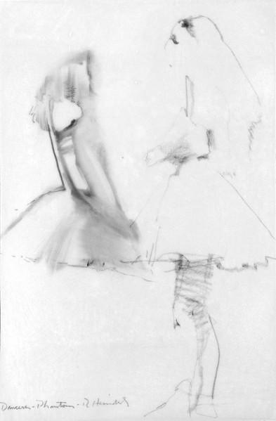 Study for Phantom Dancers (1986)