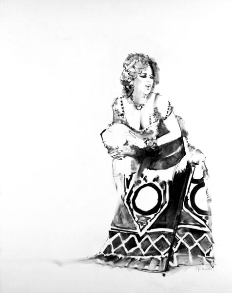 Rosemary Ashe as Carlotta Guidicelli (1986)