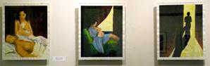 Her Lover's Legacy<br /> Mixed Media on Paper<br /> Matt Walkenhorst, BFA  Fall '09