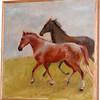 Two Horses Running<br /> Deborah Traube, B.F.A. Spring 2008