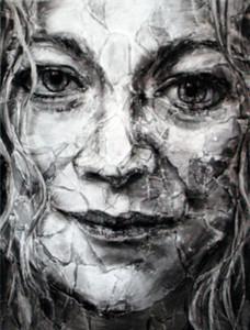 Self Portrait<br /> Minette Angarita, B.A. Fall 2007