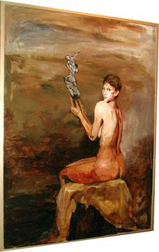 Figurine<br /> Mera Mitchell, M.F.A. Spring 2008