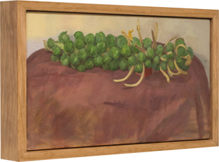 Sprouts of Wrath<br /> Raymond Hummel, BFA May 2013
